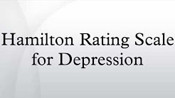 hqdefault - Hamilton Depression Scale Use
