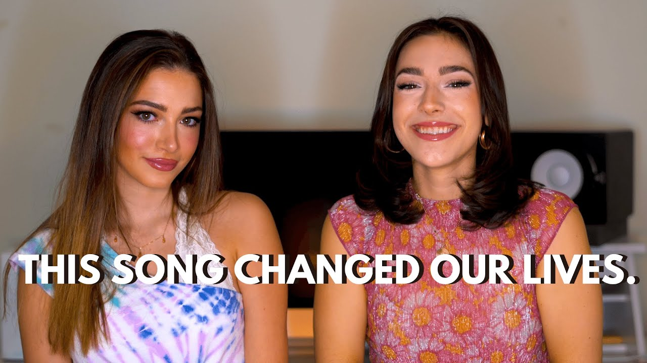 Carly and Martina - Your Song (Official Acoustic Version and Story Behind the Song)