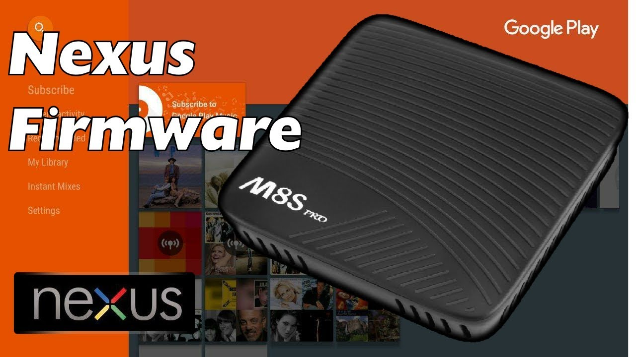 TUTORIAL: Mecool M8S Pro Update Recovery – Nexus Firmware – The MXQ