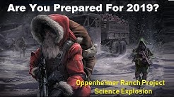 NEW YEARS 2019 SCIENCE EXPLOSION!! Record Cold Warnings - Southern Blizzard - Ulima Thule Flyby Live