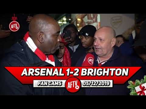 Arsenal 1-2 Brighton | It's Not Freddie's Fault! The Board Don't Care About This Club! (Claude)