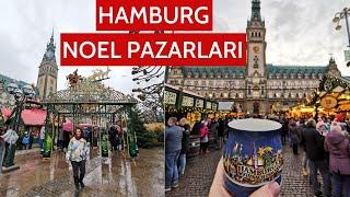 Hamburg Gezi Rehberi ve Erotik Noel Pazarı