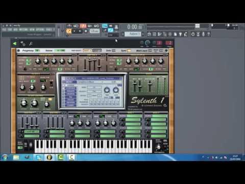 Fl studio tutorial - Come creare una melodia Electro house