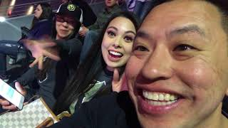 My 1st NHL experience   Las Vegas Golden Knights FTW Tampa Bay Lighting   Tuesday, December 19, 2017