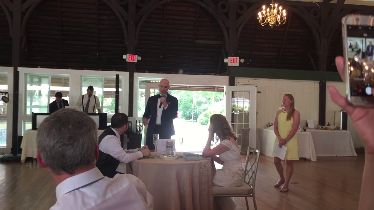 little sister to big brother wedding speech