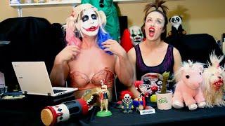 JOKER & HARLEY: Try Not To Laugh Challenge #21