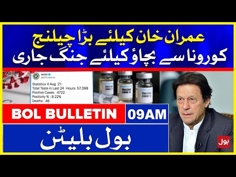 PTI Govt Big Decision about Corona virus Vaccination