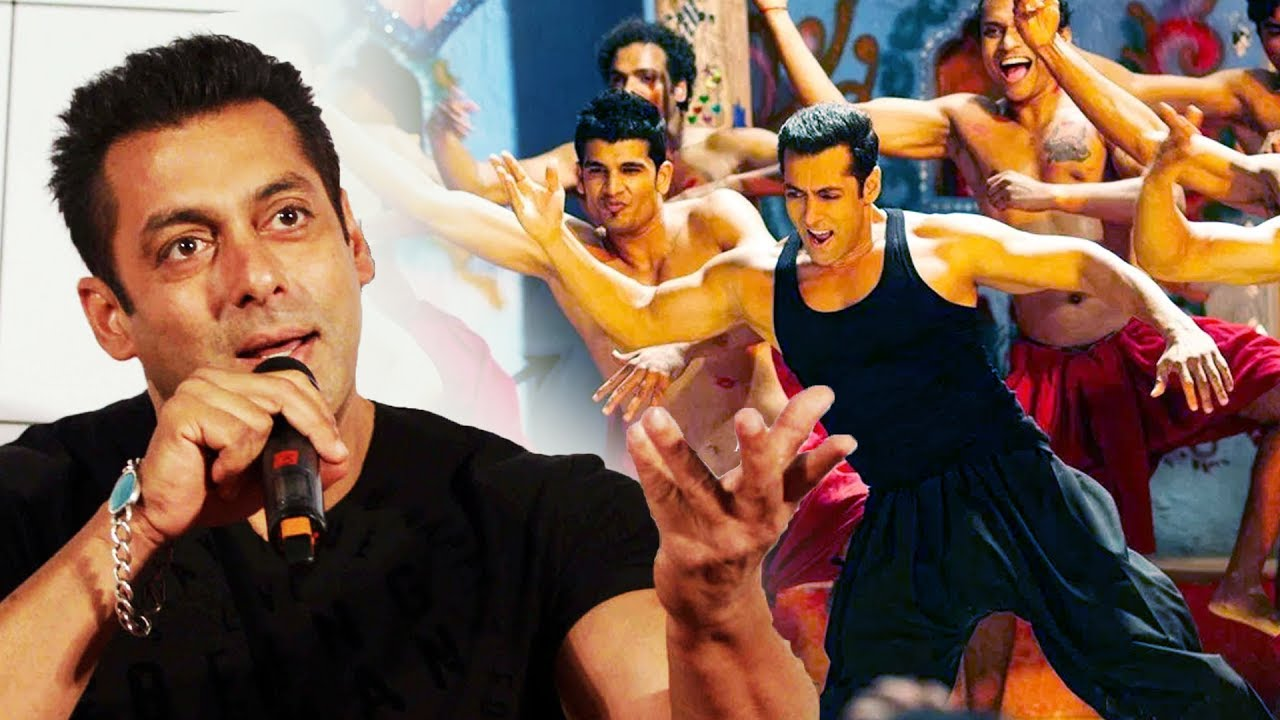Image result for 'Dance is in Salman's blood'