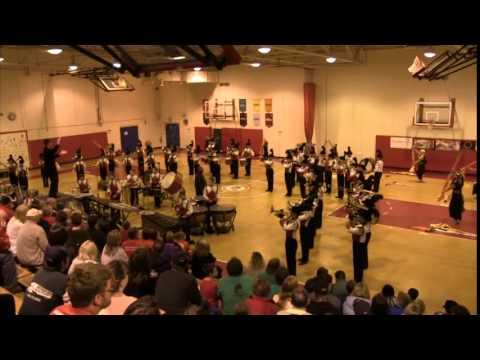 MBDA South Portland High School Marching Band at Sanford High School