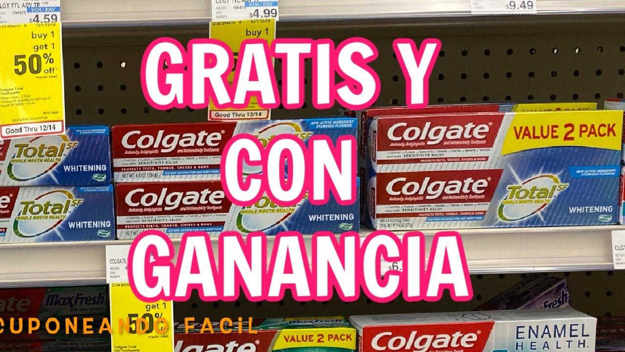 PASTA GRATIS Y CON GANANCIA DE $5.23 😱PLAN DE COMPRAS EN CVS 11/15 - 11/21