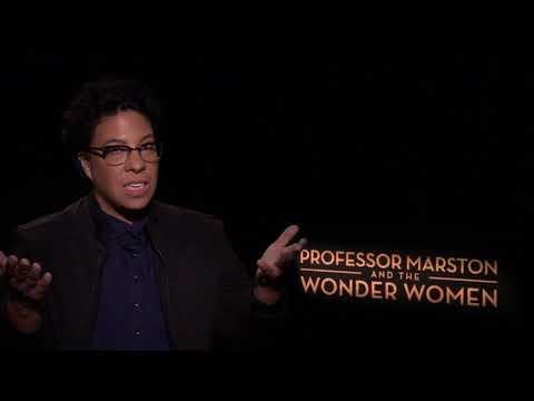 PROFESSOR MARSTON AND THE WONDER WOMAN | Angela Robinson Interview