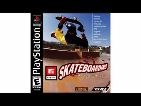 Soundtrack - MTV Sports - Skateboarding [PSx] [2000] - Goldfinger - I