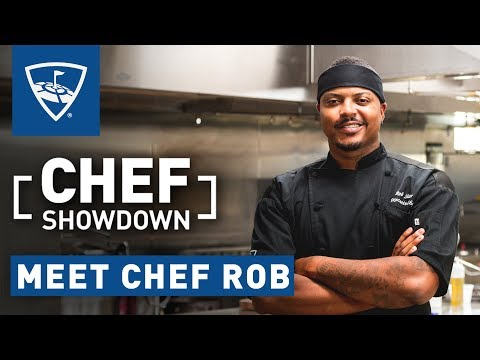 Chef Showdown | Meet Chef Rob | Topgolf