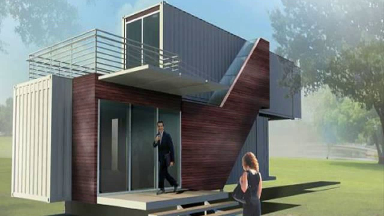 shipping container home news