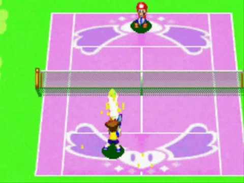 Lets Play Mario Tennis: Power Tour Episode 54 #1