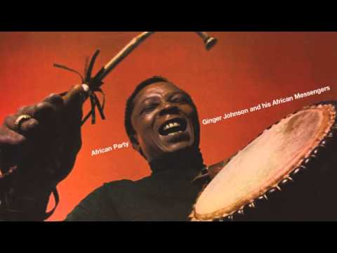 08 Ginger Johnson and His African Messengers - Watusi [Freestyle Records]
