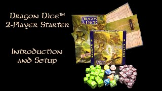 Dragon Dice™ Field Guide: Intro and Setup - 3rd Edition 2-Player Starter