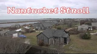 Nantucket Stroll - Scott Damgaard - Official Music Video