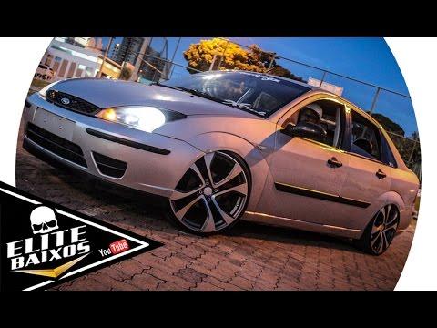 Ford Focus Sedan | Rodas Citroen DS3 | Aro 20 | Suspensão Fixa - Canal Elite Baixos