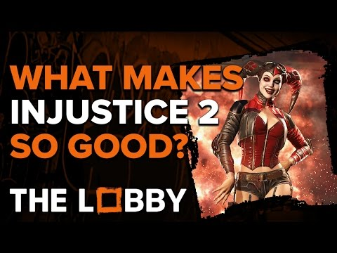 What Makes Injustice 2 So Good? - The Lobby
