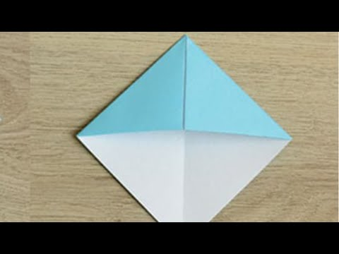 How To Make An Origami Bookmark | James Violet |