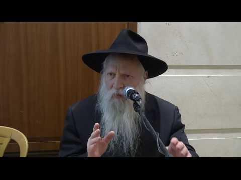 Rabbi Ginsburgh -