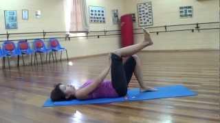 Остеопороз  2 упражнения
