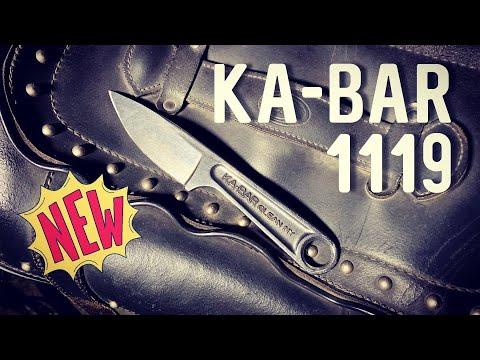 """KA-BAR 1119 """"Drop Forged"""" ... pour les rois du bricolage"""