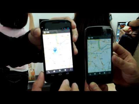Sogi.com.tw手機王@Google GALAXY Nexus Android Beam 功能示範