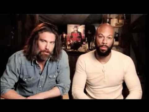 Hell on Wheels - Season 2 Exclusive: Anson Mount and Common Interview