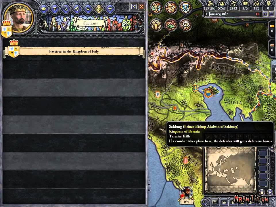 Crusader Kings 2 Trainer | MrAntiFun, PC Video Game Trainers