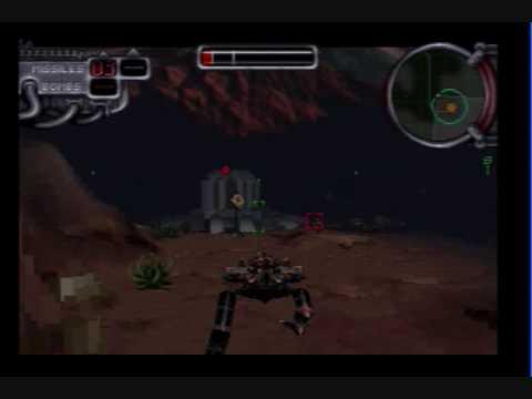 AMOK Sega Saturn, jogo em curso!
