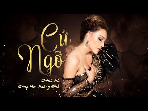 Thanh Hà - Cứ Ngỡ (Official Lyrics Video)   Ca Khúc Mới Nhất 2020