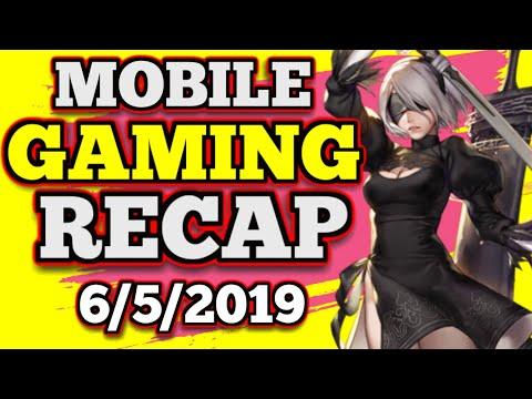 Mobile GAMING Recap :  Overhit, SINoAlice, Dawn of Isle, Mobile Legends Adventure, Marvel Super War