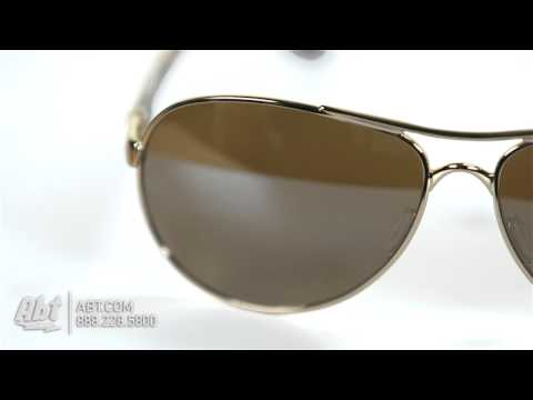b132412e43fa0 Oakley Feedback Gold Womens Sunglasses OO4079-04 - Overview