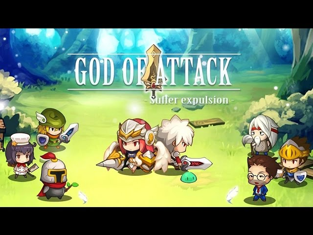 God of Attack - Android Gameplay HD