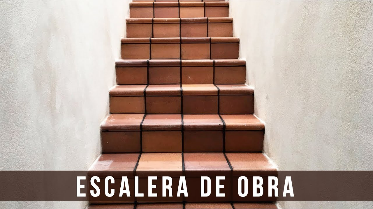 ESCALERA DE OBRA - Cerni S.L.