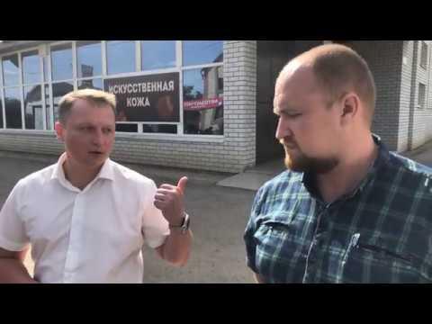 Депутаты проверили ход работ на ул Комарова