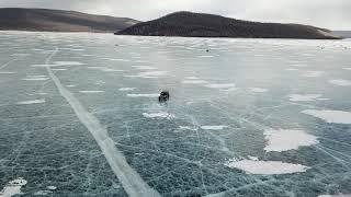 Khuvsgul Ice Drift