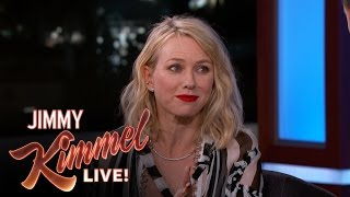 Naomi Watts on Working with Bill Murray