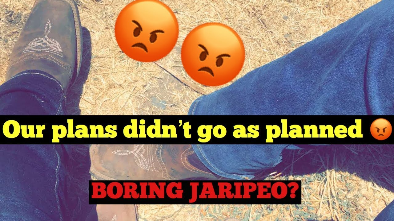 Our plans were ruined!    Our first Vlog    Jaripeo by Joysi & Tania