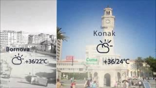 01 Temmuz İzmir Hava Durumu