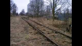 Niederlausitzer Eisenbahn ( Streckenabschnitt Uckro - Falkenberg/ Elster)