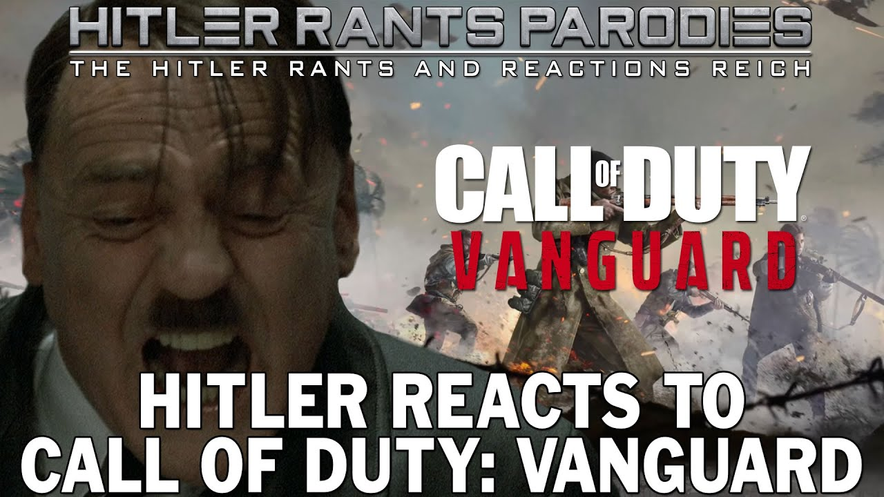 Hitler reacts to Call of Duty: Vanguard