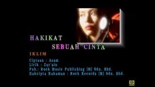 lklim Hakikat Sebuah Cinta Official MV
