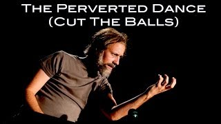 Klemen Slakonja as Slavoj Zizek - The Perverted Dance (Cut the Balls)