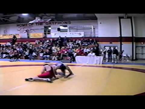 2002 Senior National Championships: 55 kg Seth Ross vs. James Crowe