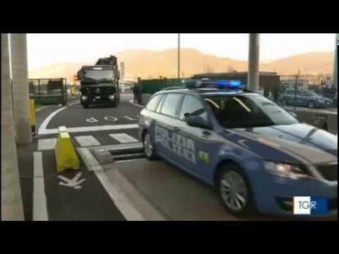 A22: la postazione di controllo temuta dai camionisti