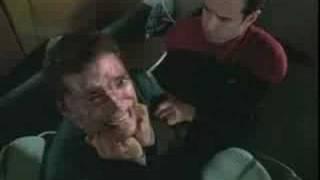 Star Trek Voyager Trailer In The Flesh