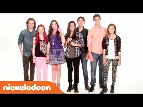 Talia in the Kitchen  Dance Party w Every Witch Way Cast  Nick